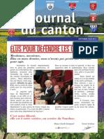 Journal du canton de Bollène