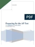preparing for the ap test