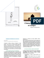 Crianza Sin Premios Ni Castigos. Boletín No. 4 Septiembre