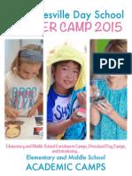 Cds Summercamp 2015