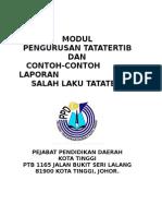 MODUL PENGURUSAN TATATERTIB 2014.doc