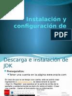 Instalación y Configuración de Java
