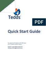 Tedds Quick Start Guide GB