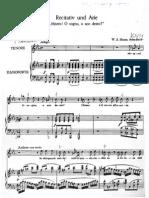 Mozart Misero k431