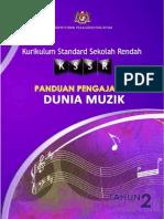 Buku Panduan Pengajaran Dunia Muzik Th 2
