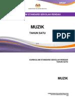 Dokumen Standard Muzik Tahun 1