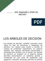 2.5.2.-Valor Esperado y Arbol de Decision