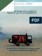 Toolkit UNODC Tráfico Ilícito de Migrantes
