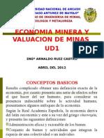 Economia Minera Ud 1