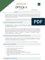 Optica II