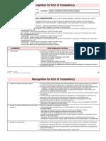 Auditor Assessment