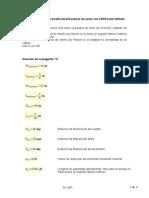Problema 10.4.3 Libro Diseño de Estructuras de Acero Con LRFD Autor William T. Segui Pag