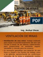Ventilación de Minas.clases