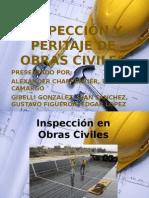 Inspección y Peritaje en Obras Civiles