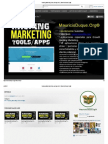 Hacking Marketing Tools and Apps No.7 _ MauricioDuque
