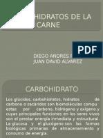 Carbohidratos de La Carne