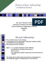 Basic Anthropolgy(Blok 2)