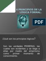 Los Principios de La Logica Formal