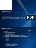 Medtronic - Covidien Acquisition -IR Presentation - Q1 FY16 Updated - 9-3-2015