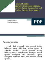 Journal Reading (1)