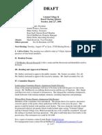 CV II Minutes 2008.07