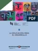 ARGIBAY & CELORIO - La Educación para el Desarrollo