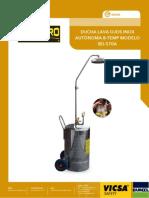 Steel Pro - Duchas