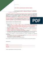 Derecho de Peticion Medicamentos