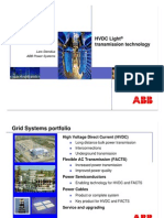 HVDC Light® Transmission Technology