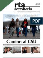 Carta Universitaria Nº44