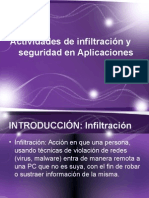 Infiltracion Apps