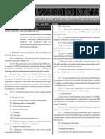 Lei Municipal Proíbe Afixação de Cartaz