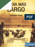 El Dia Mas Largo - Cornelius Ryan (1)