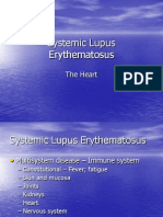 Systemic Lupus Erythematosus Heart