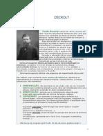 6-História e Filosofia Da Educação - Licenciaturas_Ovide Decroly (1)