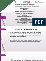 Politica Organizacional