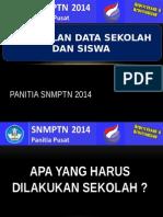 Panduan Teknis Pdss 2014
