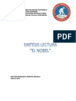 sintesis el nobel
