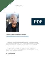 El Espacio Vacio Peter Brook