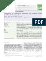 Biofilims microbianas