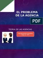 El Problema de La Agencia