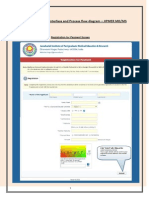 MD MS User Interface and Process Flow Diagram