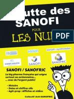 La Lutte Des Sanofi Pour Les Nuls edition 2015