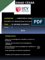 EL INFORME ACADÉMICO.pptx