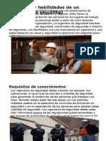 Funciones Del Ingeniero de Seguridad y Su Impoertancia