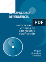 Discapacidad Dependencia