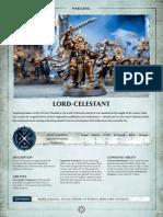 Warhammer Aos Lordcelestant En