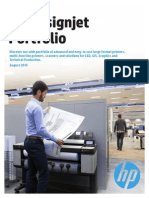 HP Designjet Portfolio T3500