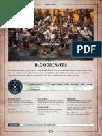 Aos Warscroll Bloodreavers En