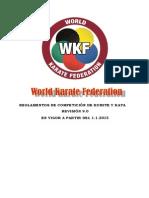 Wkf Reglamentos Competicion Version9 2015